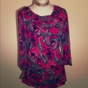 NWOT STYLE &CO. Stunning Top